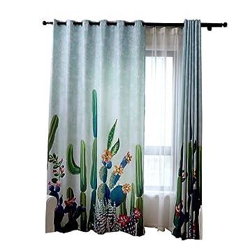 Fesselnd Vorhänge Minimalist Moderne Garten Baumwolle Und Leinen Alle Schattierungen  Kreative Vorhänge Nordischen Wohnzimmer Arbeitszimmer Windows Vorhänge