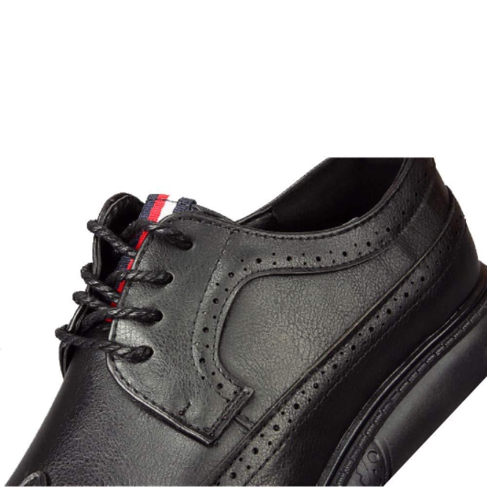NIUMT Herren Britischer Stil, Retro, Brock Schuhe, Herren NIUMT Business Schuhe, Schnürschuhe Braun 68cbc9