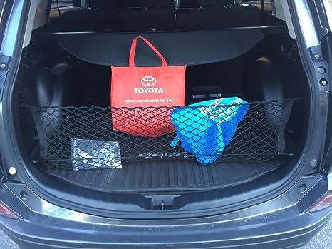 Amazon Com Envelope Style Trunk Cargo Net For Toyota Rav4 Rav 4