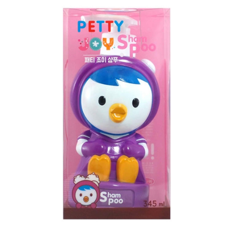Pororo Petty Joy Shampoo 11.6 oz (345ml) for Kids by Pororo