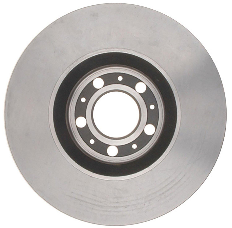 ACDelco 18A1684A Advantage Non-Coated Front Disc Brake Rotor