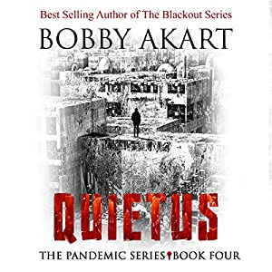 Quietus Audiobook