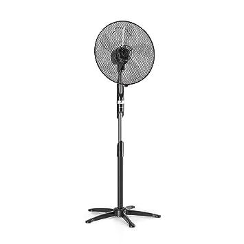"""Klarstein Summer Vibe • Ventilador de pie de 16"""" (40 cm) • Silencioso"""