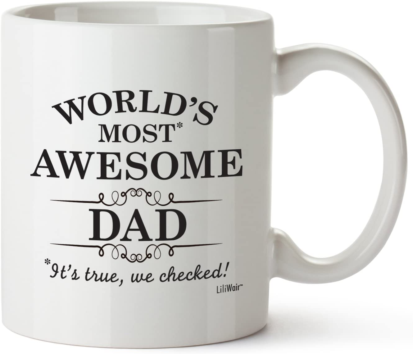 Gift for Him Fathers Day Gift Worlds Best Dad Gift for Dad Gift for Husband Custom Birthday Gift for Dad Funny Coffee Mug Dad Mug