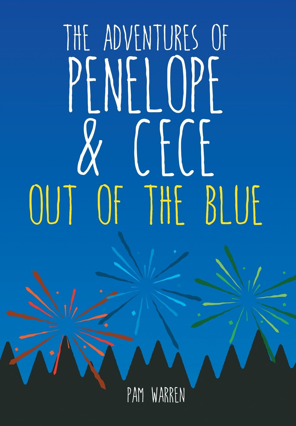 Download The Adventures of Penelope and CeCe: Out of the Blue pdf epub
