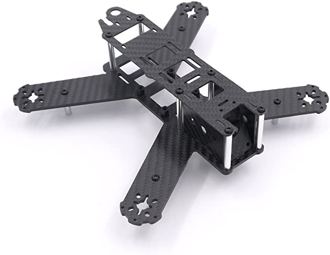 FEICHAO IX5 210 Frame 210mm Wheelbase FPV Crossing 4Axis Carbon Fiber Racing Frame Kit for 5Inch RC Drone FPV Racing