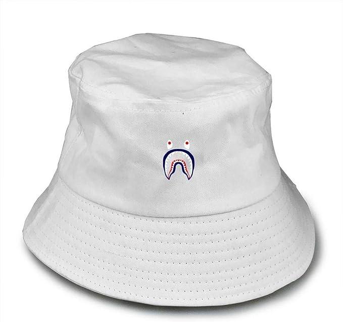 para Unisex Hombre Mujer Ni/ños Al Aire Libre JUNGEN Sombrero de Pescador de Algod/ón Plegable Gorro de Pescador de Verano Sombrero de Sol Protecci/ón Solar UPF 50