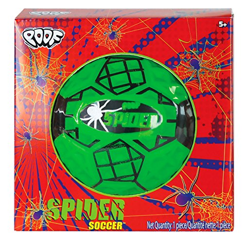 POOF 16-Inch Spider Soccer Ball by POOF