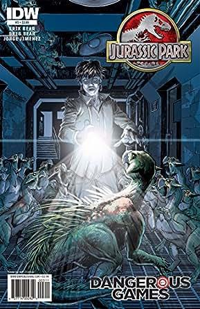 Jurassic Park: Dangerous Games #3 (of 5)