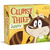 Melon Rind Clumsy Thief Junior Math Game - Adding to 10 Card Game for Kids (Ages 5 and up)