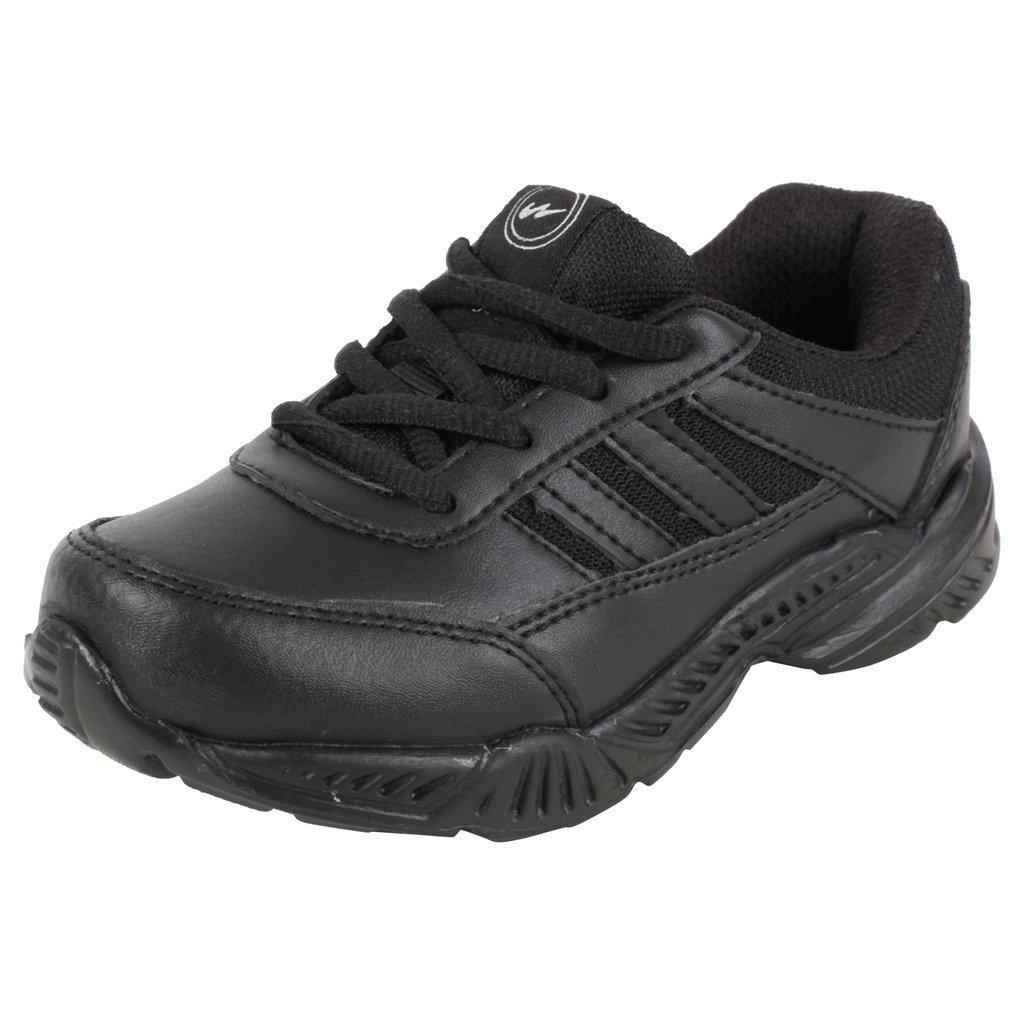 Black PU Formal Shoes 11CUK
