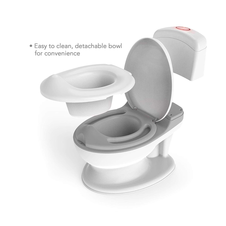 Educational Potty Training Aid Toy SOKA Grey Toddler Infant First Potty WC