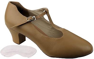 fe694897f Very Fine Womens Salsa Ballroom Tango Practice Dance Shoes CD111 Bundle -  Back-of-