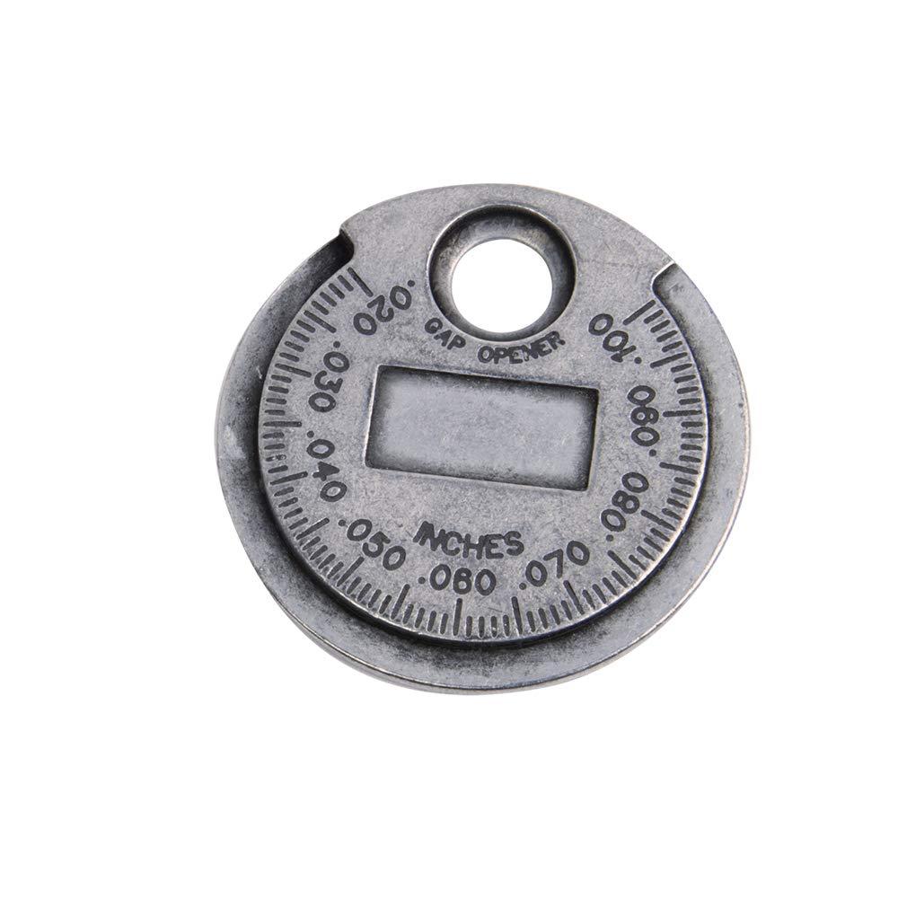 Ullman SG-2 Universal Spark Plug Gap Gauge 1-1//2 Diameter