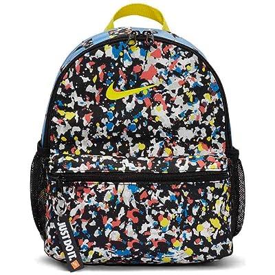 Nike Kids' Y NK BRSLA JDI MINI BKPK - AOP Sports Backpack: Clothing