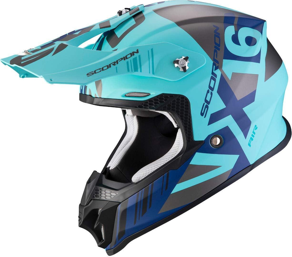 Mejor casco Motocros Scorpion