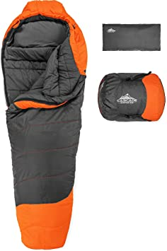 Amazon.com: Cascade Mountain Tech Adventure - Saco de dormir ...