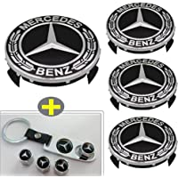 2Pcs Car Van Alloy Wheel Center Hub Cap Sticker Plastic Wheels Accessories TOJB