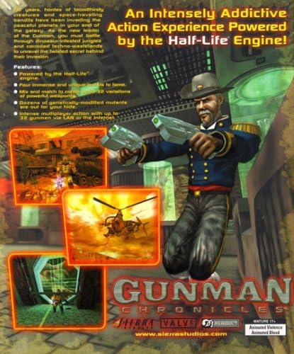 Amazon com: Gunman Chronicles - PC: Video Games