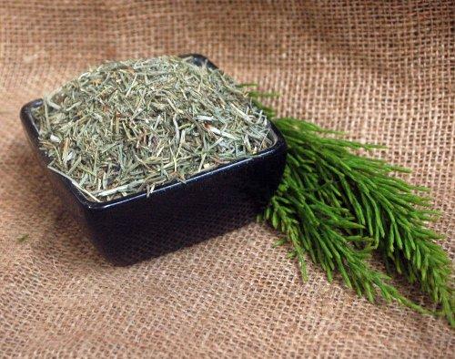 Naturix24 - Schachtelhalmtee, Schachtelhalmkraut geschnitten - 100 g Beutel