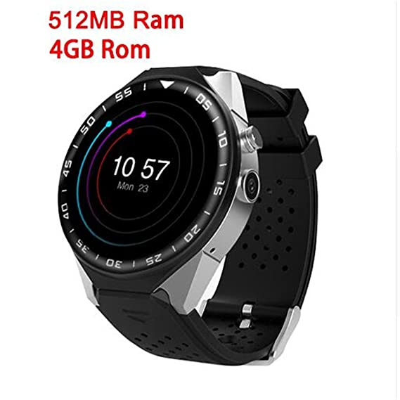 Amazon.com: 3G S99C Android Smart Watch 1GB RAM 16GB ROM ...
