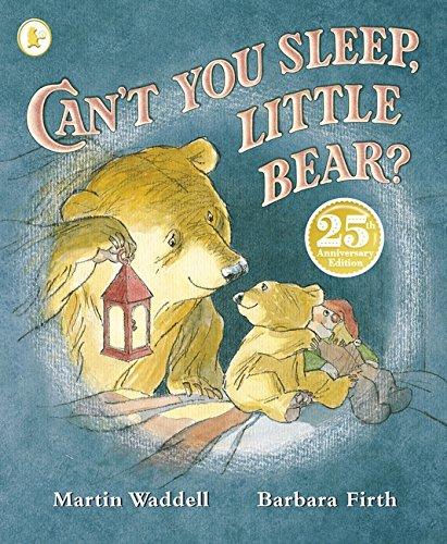 Can't You Sleep, Little Bear?: Amazon.co.uk: Martin Waddell ...