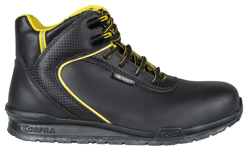 78690-001 Cofra Sicherheitsstiefel de perforaci/ón S3 Running zapatos de seguridad con negro 191 de 42