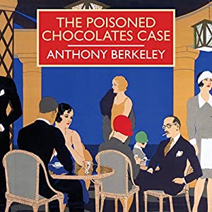 The Poisoned Chocolates Case Audiobook