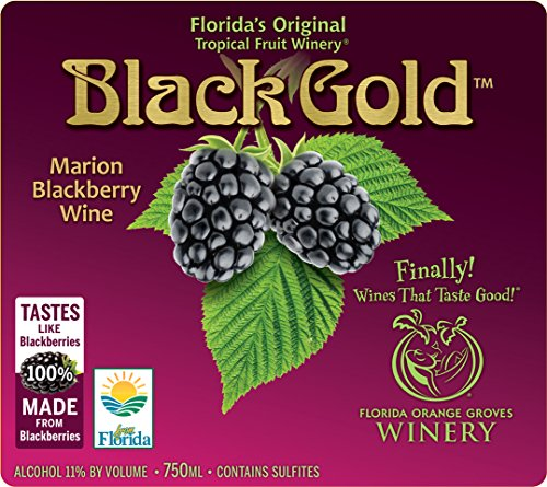 Florida Orange Groves Black Gold