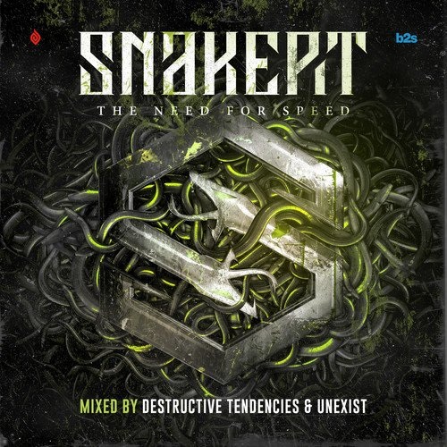 VA-Snakepit-The Need For Speed  Mixed By Destructive Tendencies and Unexist-(CLDM2017037)-2CD-FLAC-2017-WRE Download