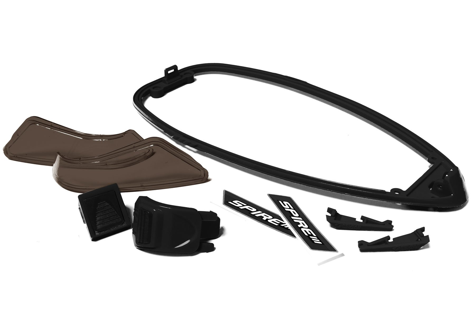 Virtue Paintball Virtue Spire III Color Kit, Black (2225) by Virtue Paintball