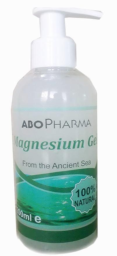 Gel de magnesio (para tema de aplicación) de la antigua mar – 100%