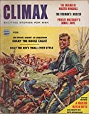 : Climax: Exciting Stories for Men, vol. 3, no. 5 (February 1959)