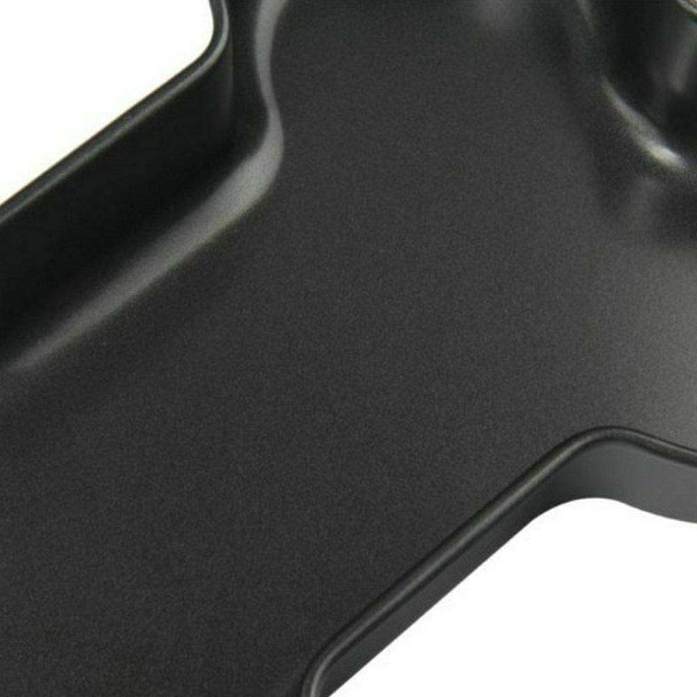 Molde de metal antiadherente para horno de microondas con forma de hueso de perro de 8 pulgadas