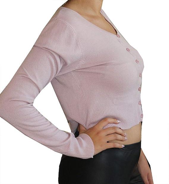 new concept 79886 0e08e pdk [:it Coprispalle Bolero scaldacuore Donna Jacket Woman ...