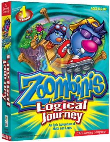 B00005LBVU Zoombinis Logical Journey - PC/Mac 61XW7Y9Z3QL