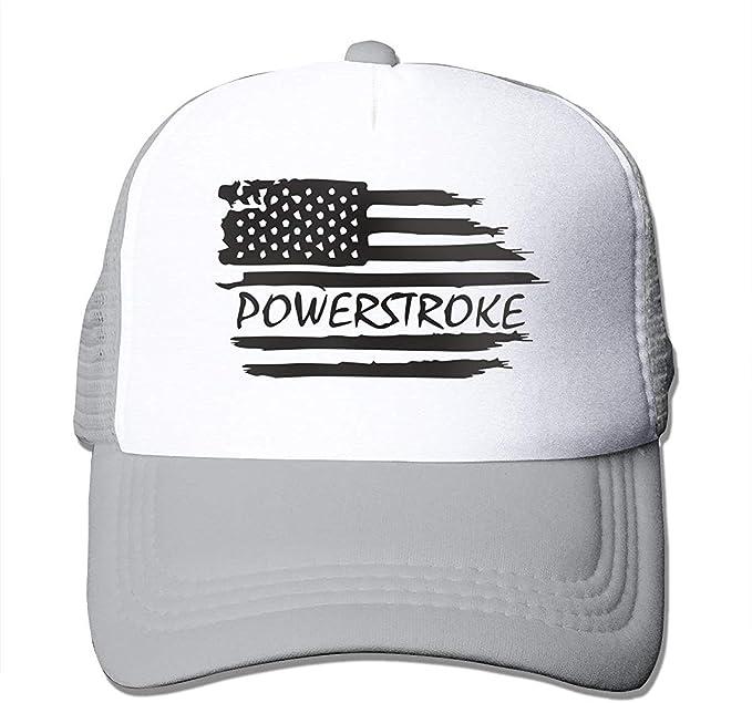 Voxpkrs Power Stroker amerikanische Flagge verstellbare Mesh ...