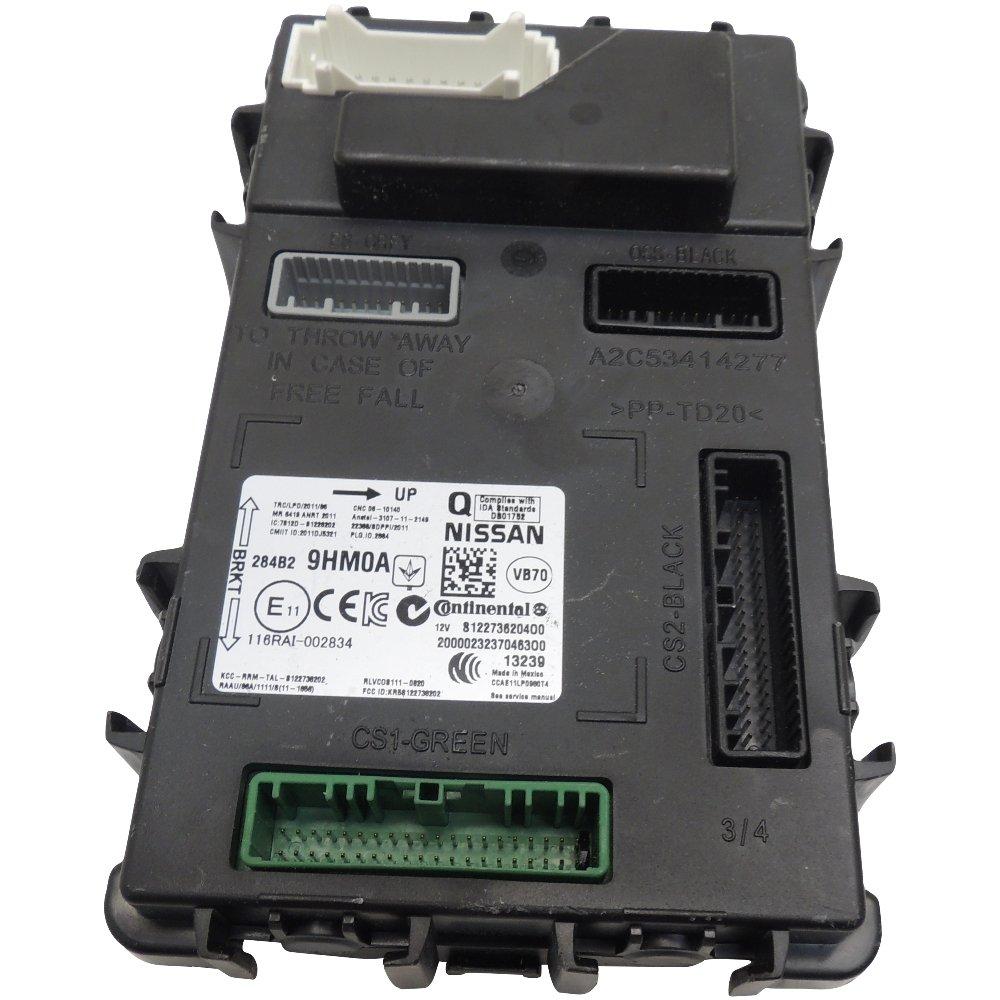 284B2-9HM0A Body Control Module BCM fits 2014-15 Nissan Altima by Factory Original
