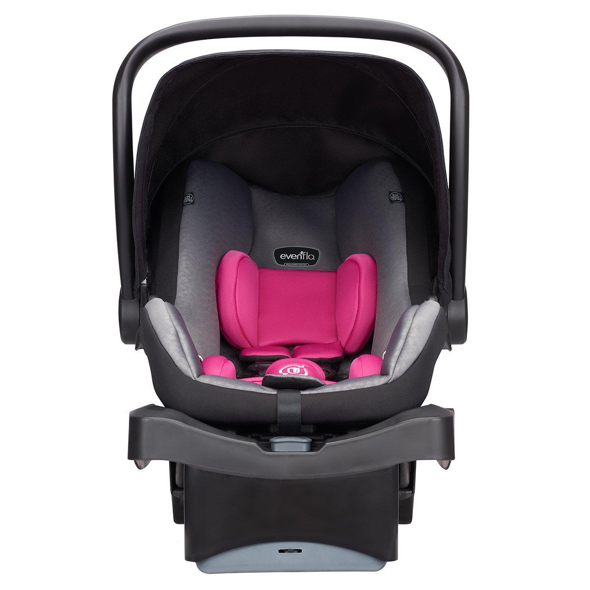 Amazon.com: Evenflo litemax 35 Platinum bebé asiento de ...