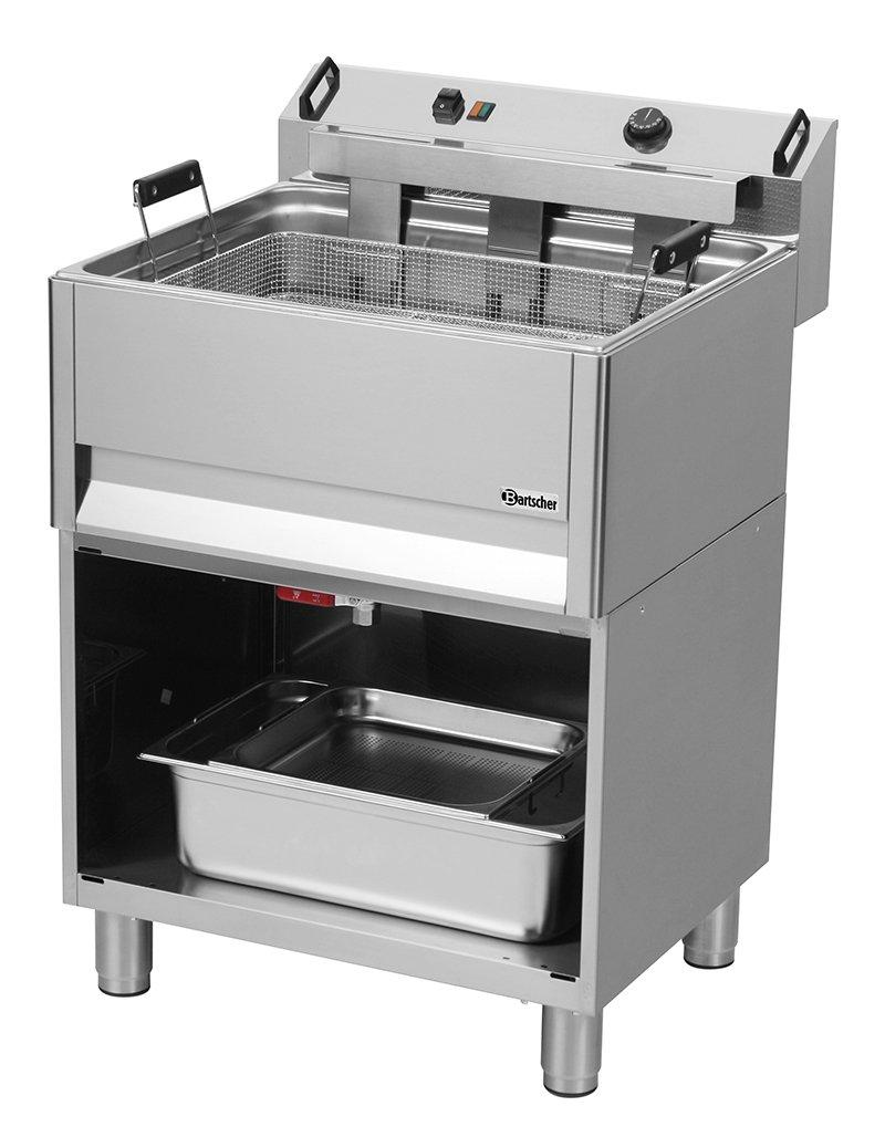 Freidora de pastelería 30 litros 15 kW BF 30E OU - Bartscher ...