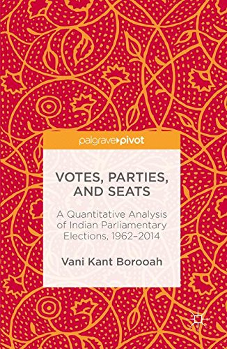 Votes, Parties, and Seats: A Quantitative Analysis of Indian Parliamentary Elections, 1962–2014