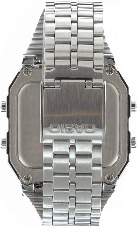 Casio Montres bracelet A500WEA 1EF: : Montres  vOShu
