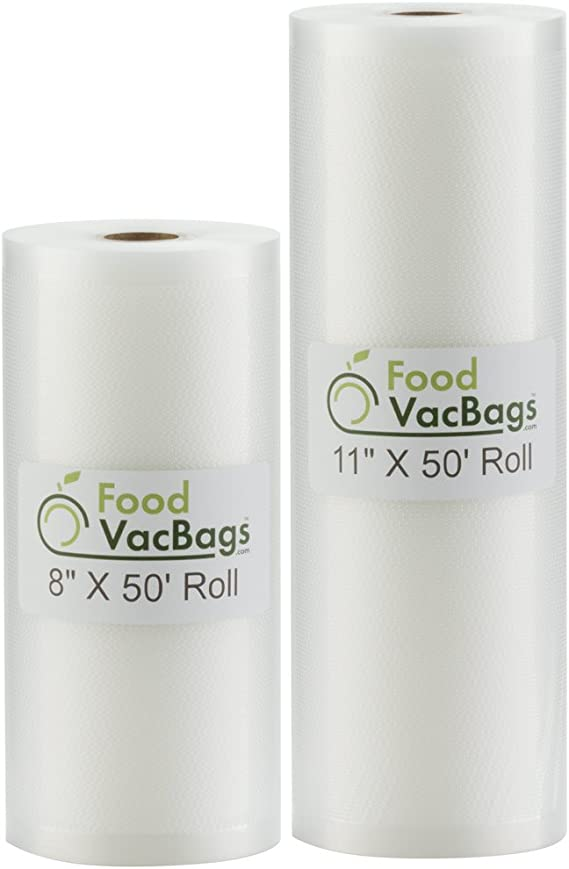 BPA Free and FDA Approved Becko Vacuum Sealer Rolls for Foodsaver and Sous Vide