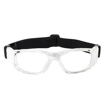 Gafas de seguridad, gafas de baloncesto, protectores para los ojos cuando se está al ...