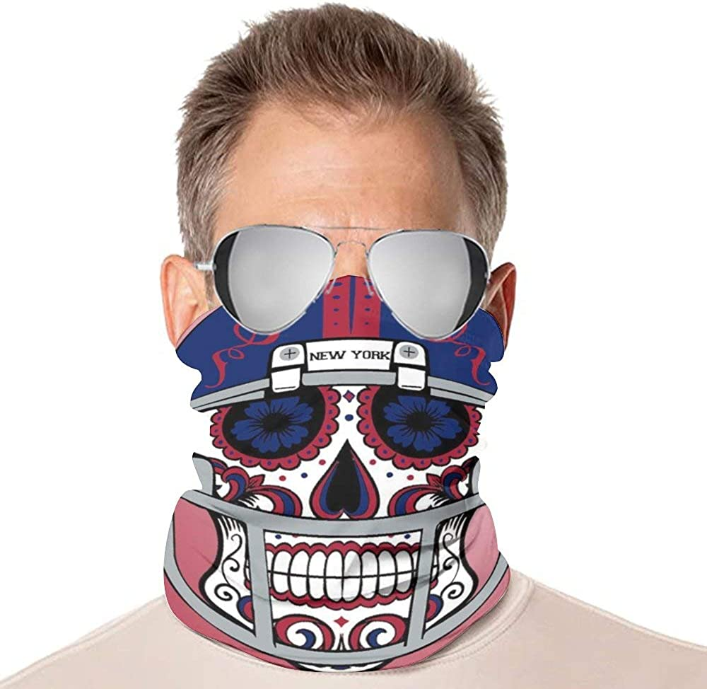 Tube Face Mask for Men Women Neck Warmer for Cold Weather
