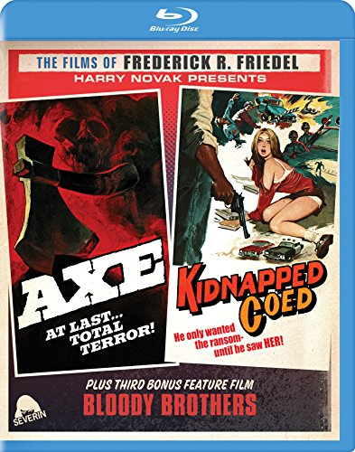 Axe/Kidnapped Coed (Blu-ray + CD)
