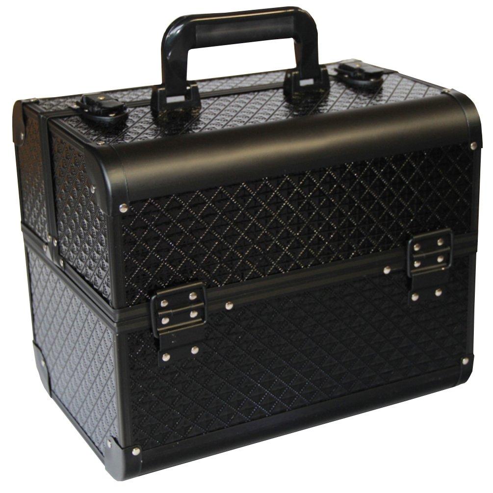 Magic Performer Case Triple-deck Magic Props Storage Box