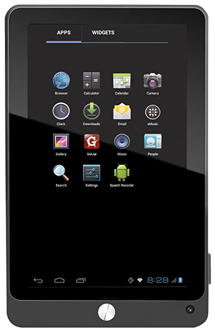 amazon com coby kyros 7 inch android 4 0 4 gb 16 9 capacitive rh amazon com Coby Kyros Case Coby Kyros Accessories