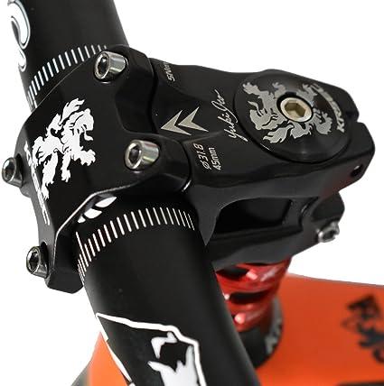 New Ultralight MTB Mountain XC AM Bike Bicycle Short Handlebar Stem 31.8*45mm