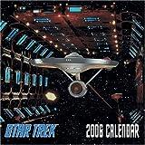 Star Trek: Original Series 2006 Wall Calendar
